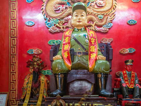 General Li Guang-Qian Temple